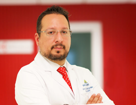 Dr. David Bañuelos Gallo